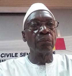 M. Ousmane YABO, TANGO (Gambie)